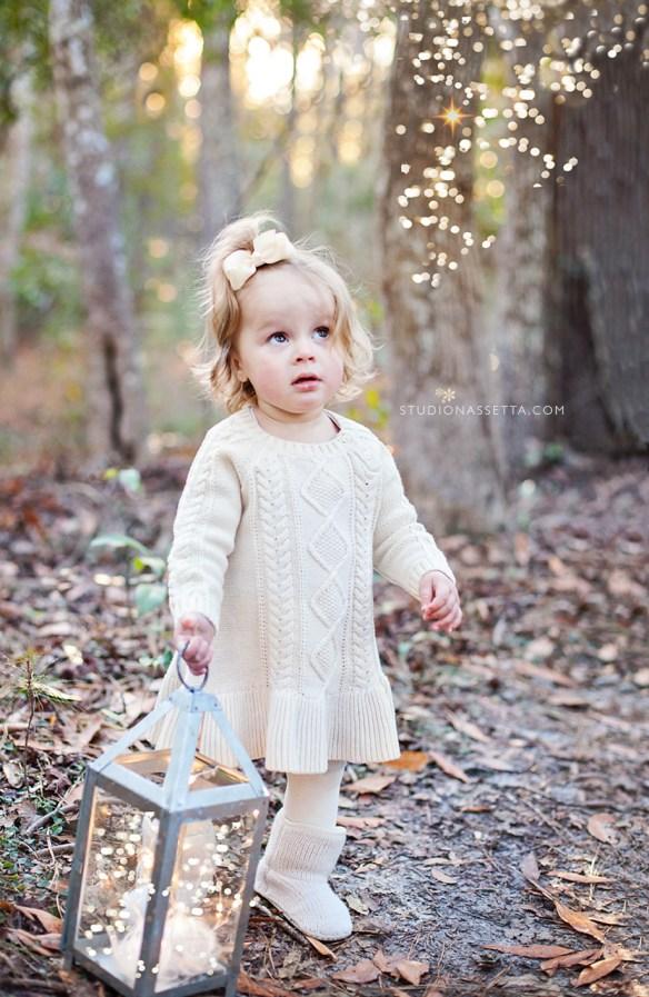 fairy girl nags head woods child photograph