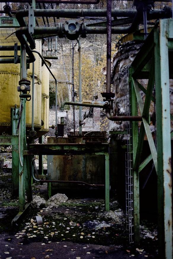 Usine Pétrocarbol de traitement des huiles, Dieulouard, Meurthe-et-moselle©Sylvain_Raybaud