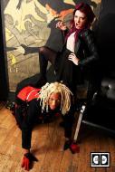 Flo & Ninjah By DBranded