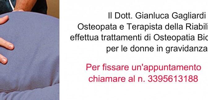 Trattamenti di Osteopatia Biodinamica per la gravidanza