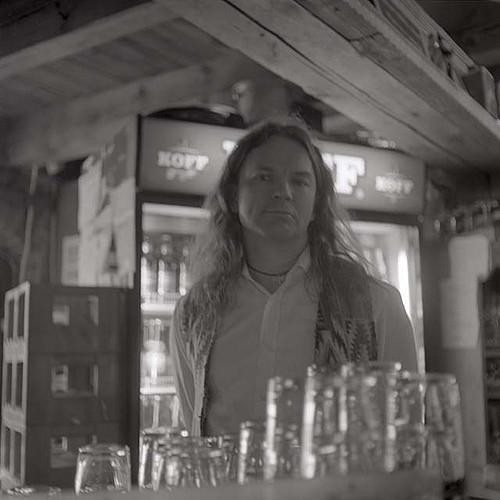 Bartender at TELAKKA in Tampere 2013