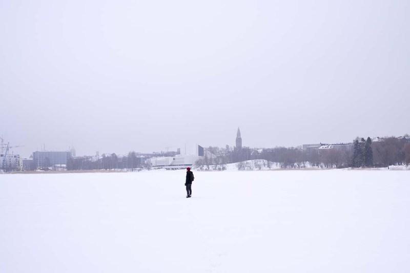 Töölö Helsinki, February 2013