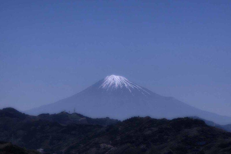 Mount Fuji, May 2016