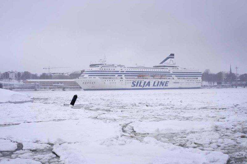 SILJA LINE Helsinki, 28th February 2012