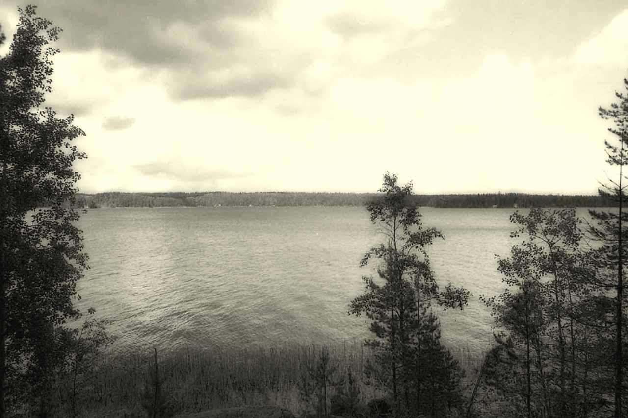 Näsijärvi, Kesäkuu Suomi 2004