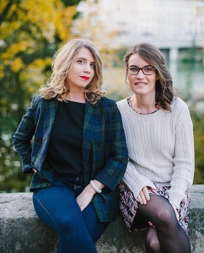 Alice et Marièke du Studio Quatremain