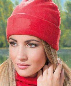 Cappellino pile