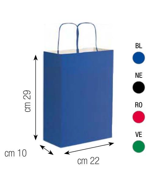 Shopper in carta 22x29