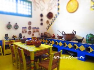 Frida Kahlo's Kitchen