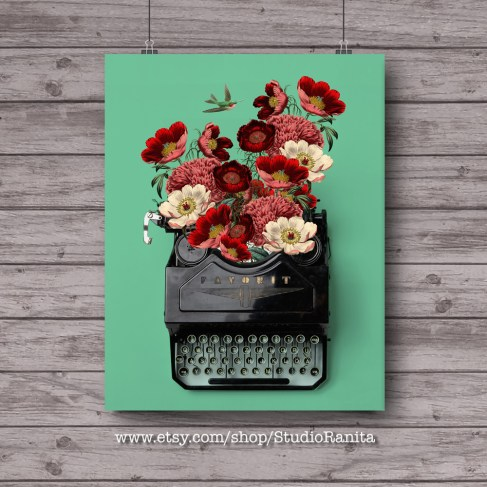 typewriterflowersWEB