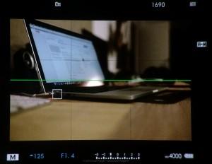 Viseur numérique X-T1