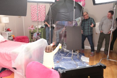 Behind The Scenes at Studio Rental Dallas