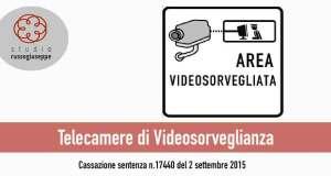 La Videosorveglianza in Negozio - studiorussogiuseppe.it