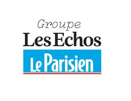 Les échos le Parisien