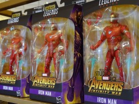 """Marvel fans rejoice: ahead of the highly anticipated film """"Avengers: Infinity War"""" coming out April 27th, find cool Avengers merchandise available now at Mickey's of Hollywood. Pop figures of Groot and Thanos, along with action figures of Captain America, Rocket Raccoon and other super heroes line the racks. Collect all the figures to build your own super hero team! There are Marvel mugs, shirts, and so much for the Marvel fan awaiting guests in the store at Disney's Hollywood Studios. Photo by John Capos"""