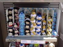 """The Star Wars: Galaxy's Edge merchandise sold in the outdoor merchandise store on Grand Avenue has been """"edged out""""! This retail spot is now dedicated to none other than the Fab Five. Guests can select from fluffy and friendly Disney Tsums Tsums, character hats, collector pins and more that feature each of the Fab Five characters. Shop today at Disney's Hollywood Studios. Photo by John Capos"""