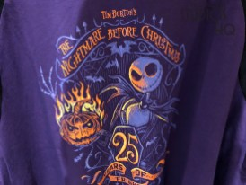 New merchandise has arrived on shelves for guest shoppers. Stage 1 Company store has a selection from the motion picture The Nightmare Before Christmas . Likewise, Reel Vogue offers guests a merchandise selection from the film Finding Dory. Disney's Hollywood Studios. Photo by John Capos