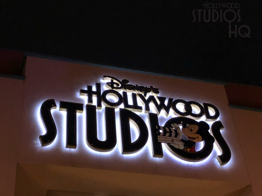 The park's 30th year anniversary celebration will include a new logo. The grand unveiling of the new design will be on January 18, 2019. Stay tuned to Hollywood Studios HQ for 30th year anniversary updates. Disney's Hollywood Studios. Photo by John Capos
