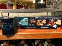 Shoppers can celebrate the soon to arrive 2019 New Year with a variety of Disney themed merchandise on Carthay Circle shelves. Adult and child apparel as well as lovable Mickey Mouse plush await shoppers preparing to ring in 2019. Mugs and cups decorated with Disney characters celebrating the New Year are available, along with a limited selection of toys. Check in regularly with Hollywood Studios HQ for all the Park's New Years events. Disney's Hollywood Studios. Photo by John CaposShoppers can celebrate the soon to arrive 2019 New Year with a variety of Disney themed merchandise on Carthay Circle shelves. Adult and child apparel as well as lovable Mickey Mouse plush await shoppers preparing to ring in 2019. Mugs and cups decorated with Disney characters celebrating the New Year are available, along with a limited selection of toys. Check in regularly with Hollywood Studios HQ for all the Park's New Years events. Disney's Hollywood Studios. Photo by John Capos