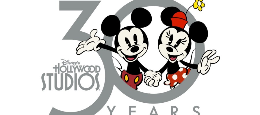 Disney's Hollywood Studios 30th Anniversary Logo