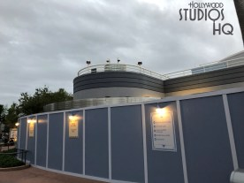 Refurbishment work has begun in the former Sounds Dangerous structure. Guests will be able to enjoy Mickey Mouse cartoons in the future once this work is completed. Stay connected regularly to Hollywood Studios HQ for all Park refurbishment news. Disney's Hollywood Studios. Photo by John Capos
