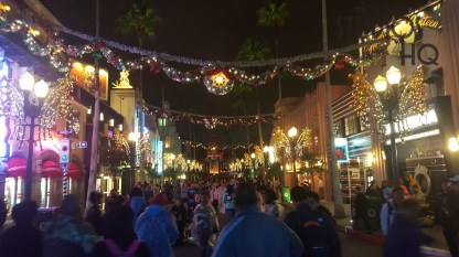 Visitors experienced a variety of Disney holiday magic on both Christmas Eve and Day. Guests of all ages enjoyed dining, shopping, and their favorite attractions, including the recently opened Rise of the Resistance located in Star Wars -Galaxy Edge. Resort guest transportation included the new bus terminals as well as the Disney Skyliner. Stay connected to Hollywood Studios HQ throughout the year 2020 for complete coverage of all Park events. Disney's Hollywood Studios. Photo by John Capos