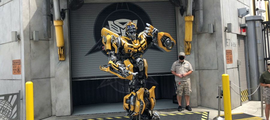 Universal Orlando Photo Report Week of June 22 2020. Photo by John Capos
