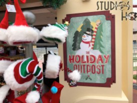 Guests looking for early holiday decorations can head over to Production Central and visit the newly opened Holiday Outpost. Merchandise includes holiday Grinch pajamas, mugs and drink cups, along with holiday caps, illuminated antler ears, and Universal Studios themed ornaments. Shoppers also can select from Coca Cola themed plates, cups, and Christmas tree decorations. Your best source for all Park news is Hollywood Studios HQ, so stay connected! Universal Orlando. Photo by John Capos