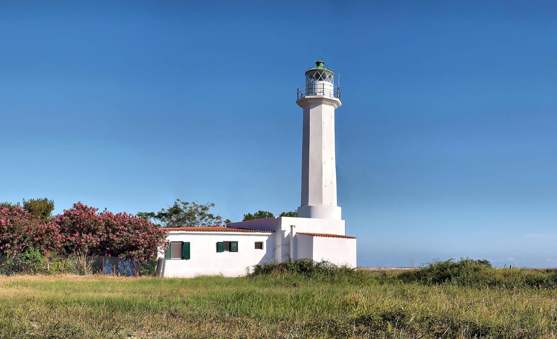 Lghthouse Halkidiki Greece