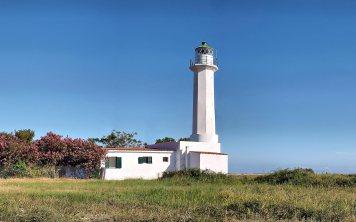 Lighthouse Halkidiki Greece