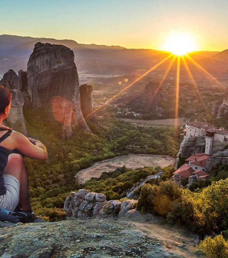 Day Tour to Meteora