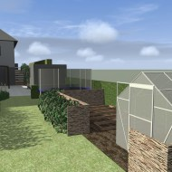tuinontwerp grote tuinen