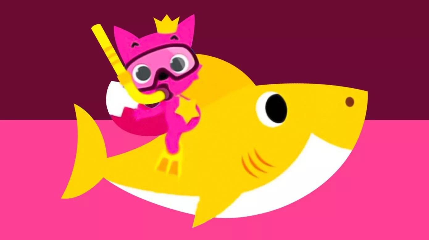 Baby Shark Png 2019