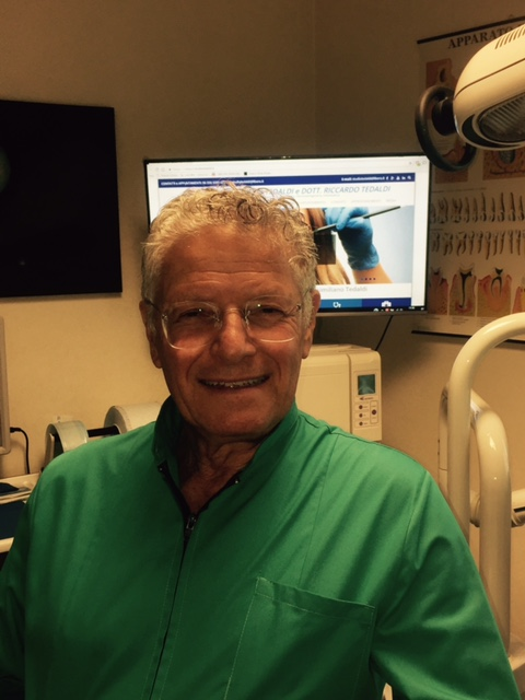 Dr. Riccardo Tedaldi