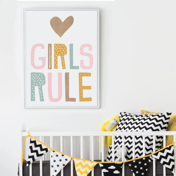 Poster-meisje-girls-rule