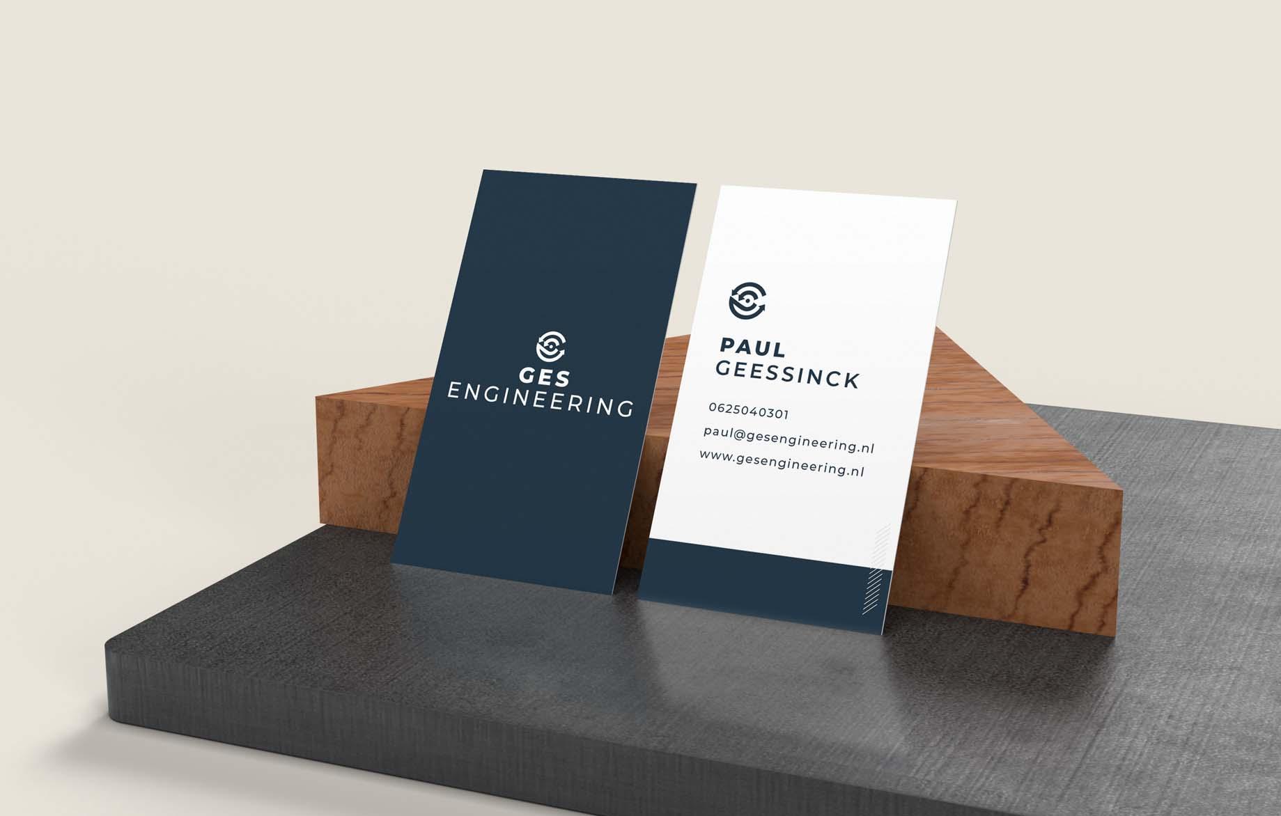 Visitekaartje-GES-engineering-ingenieursbureau-Gelderland
