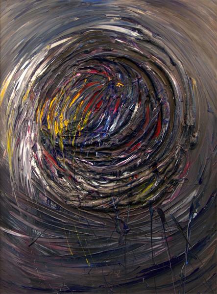 Reinhard Straub, Colored Hole