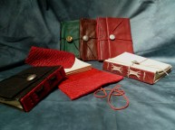 Judith Larzelere, Long Stitch Journals