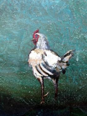 Hans Viets, Chicken