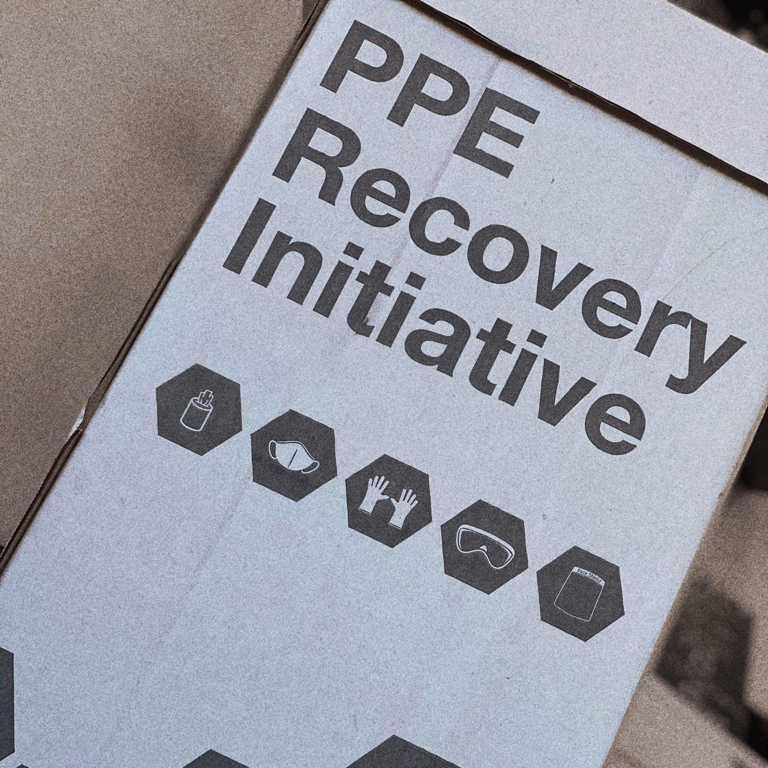 PPE - Recovery Initiative   Studio Trio Hair Salon