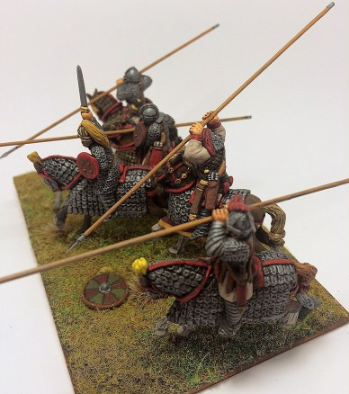 Roman Cataphracts III