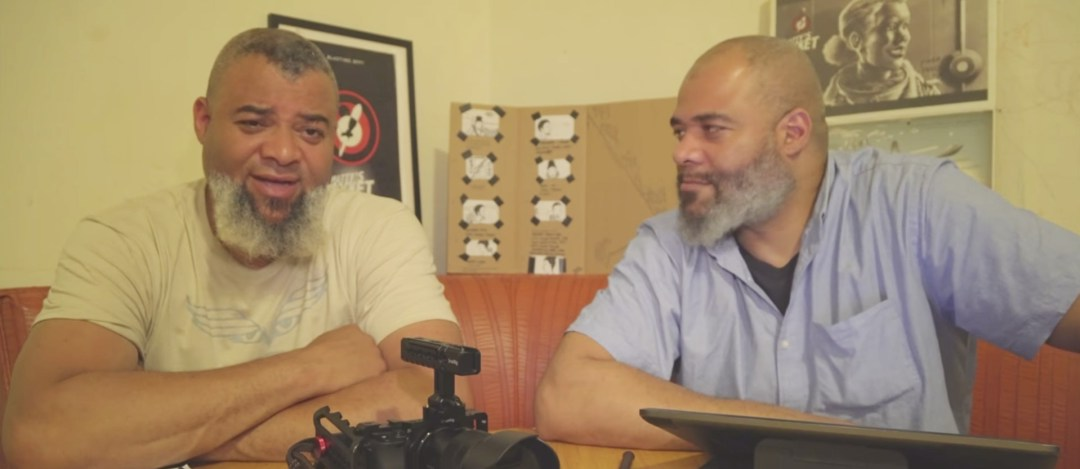 The Fielder Brothers in Studio