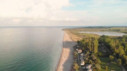 Marea Neagra - Filmare cu drona
