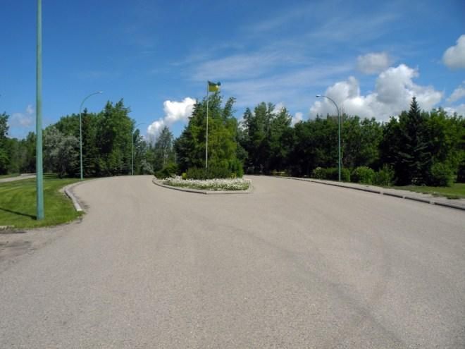 1 Rowans Ravine park entrance