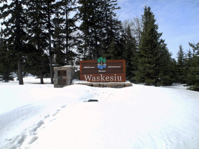 Welcome to Waskesiu