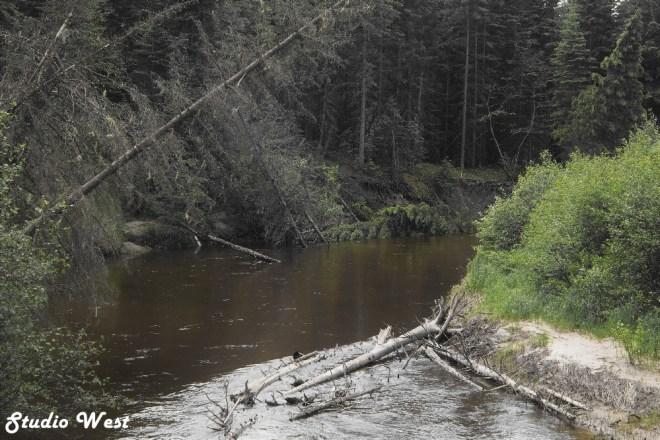 Kingsmere River