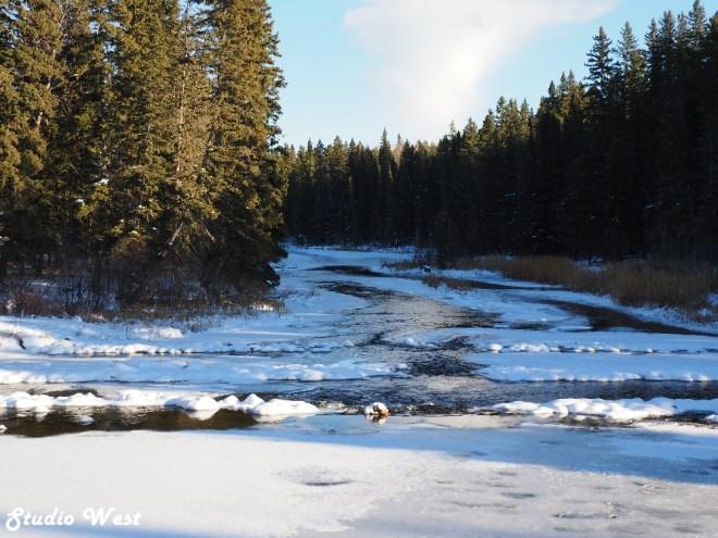 Prince Albert National Park Waskesui River