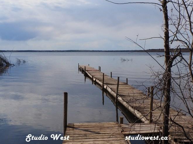 Dock at Meeting Lake