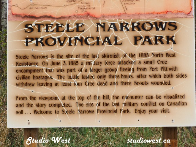 Steele Narrows Provincial Historical Park