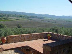 panorama Montalcino